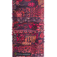 Buff High UV Lizenz Tube National Geographic Zaker Pink